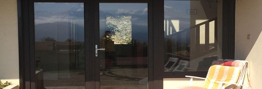 es fenêtres en alu pour une meilleure isolation